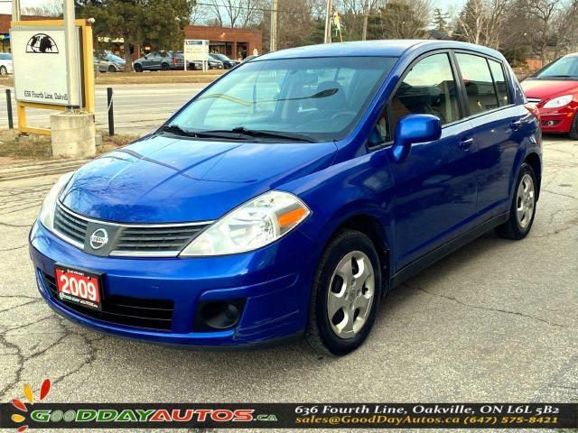 2009 Nissan Versa 1.8 S|LOW KM|EXTENDED WARRANTY|CERTIFIED