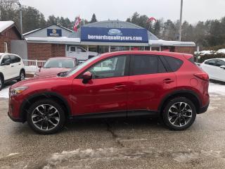 Used 2016 Mazda CX-5 GT for sale in Flesherton, ON