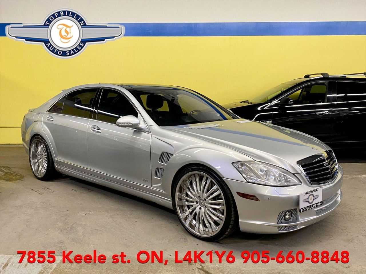 2007 Mercedes-Benz S-Class S65 V12 AMG Extra Clean