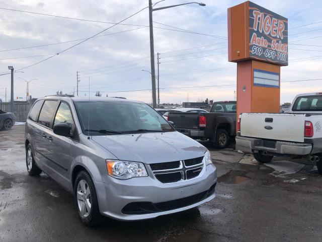 2015 Dodge Grand Caravan SXT*ONLY 97KMS*STOWNGO*CERTIFIED