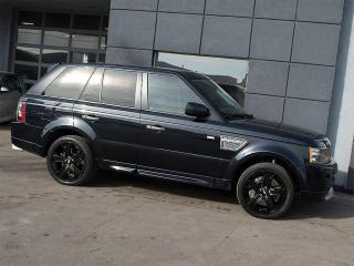 Used 2011 Land Rover Range Rover Sport SUPERCHARGED|AUTOBIOGRAPHY|NAVI|360 CAMERA for sale in Toronto, ON