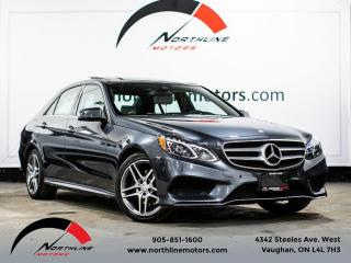 Used 2016 Mercedes-Benz E-Class E400 4MATIC/AMG Sport for sale in Vaughan, ON