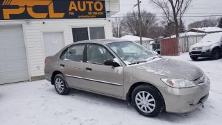 Used 2004 Honda Civic SE for sale in Edmonton, AB