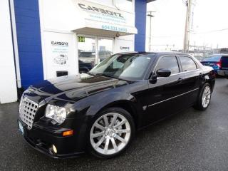 Used 2007 Chrysler 300 300C SRT8, 6.1L V8, Only 64,299 Kms. Immaculate!! for sale in Langley, BC
