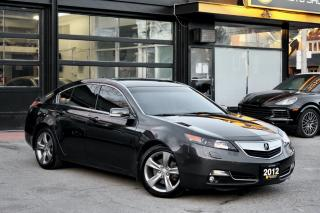 Used 2012 Acura TL w/Tech Pkg for sale in Toronto, ON