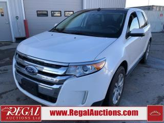 Used 2013 Ford Edge Limited 4D Utility FWD 2.0L for sale in Calgary, AB