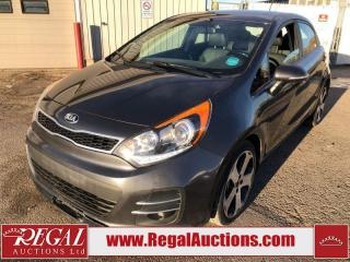 Used 2017 Kia Rio EX 4D HATCHBACK 1.6L for sale in Calgary, AB