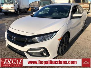 Used 2020 Honda Civic Sport TOURING 4D HATCHBACK 1.5L for sale in Calgary, AB