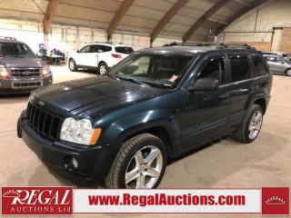 Used 2005 Jeep Grand Cherokee 4D Utility for sale in Calgary, AB
