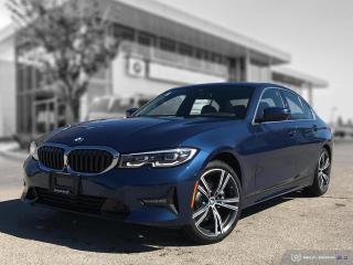 New 2021 BMW 3 Series 330i xDrive PREMIUM ENHANCED PACKAGE for sale in Winnipeg, MB