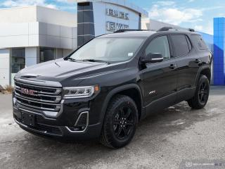 New 2021 GMC Acadia AT4 The Best Deals to come in 2021 for sale in Winnipeg, MB