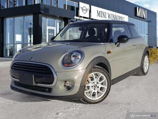 Used 2019 MINI Cooper Cooper Sunroof! Almost New! for sale in Winnipeg, MB