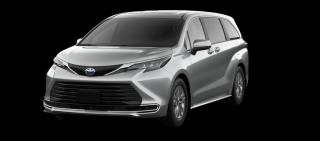 New 2021 Toyota Sienna Sienna XLE FWD 8-Pass for sale in Pickering, ON