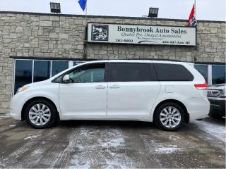 Used 2011 Toyota Sienna LIMITED for sale in Calgary, AB