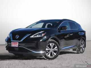 Used 2020 Nissan Murano SV for sale in Ottawa, ON