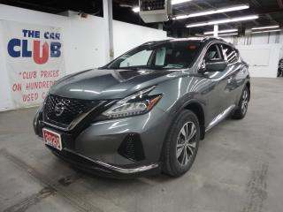 Used 2020 Nissan Murano AWD SV W/ SUNROOF for sale in Ottawa, ON