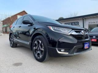 Used 2017 Honda CR-V Touring AWD for sale in Waterdown, ON