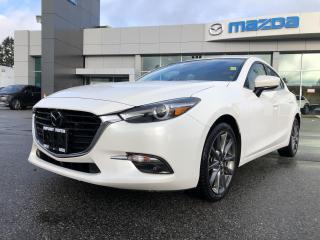 Used 2018 Mazda MAZDA3 SPORT GT for sale in Surrey, BC