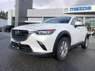 Used 2019 Mazda CX-3 GS AWD BC'S BEST CX-3 SELECTION for sale in Surrey, BC