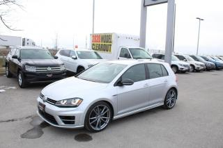 Used 2016 Volkswagen Golf R 2.0T DSG 4MOTION for sale in Whitby, ON