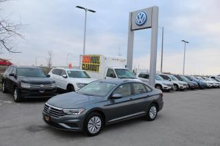 Used 2019 Volkswagen Jetta 1.4T Comfortline Auto for sale in Whitby, ON