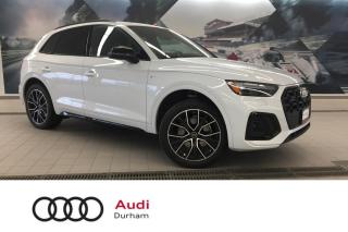 Used 2021 Audi Q5 45 TFSI Technik + Adapt Cruise   Lane Assist   B&O for sale in Whitby, ON