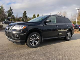 Used 2017 Nissan Pathfinder 4WD 4dr SV for sale in Surrey, BC