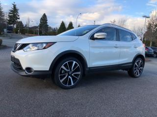 Used 2017 Nissan Qashqai AWD 4DR SL CVT for sale in Surrey, BC