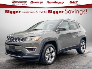 Used 2020 Jeep Compass AWD for sale in Etobicoke, ON