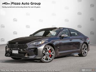 New 2021 Kia Stinger GT Limited for sale in Richmond Hill, ON