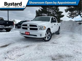 Used 2018 RAM 1500 Express 4x4 Crew Cab 5'7 Box | Rear Cam for sale in Waterloo, ON