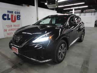 Used 2020 Nissan Murano AWD SV W/ SUNROOF for sale in Carp, ON