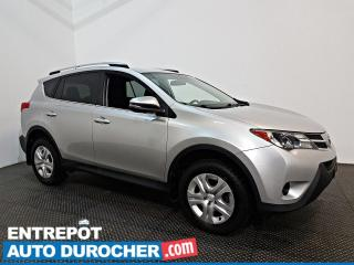 Used 2015 Toyota RAV4 LE AWD Automatique - A/C - Sièges Chauffants for sale in Laval, QC