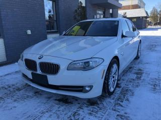 Used 2011 BMW 5 Series 535i xDrive AWD for sale in Nobleton, ON