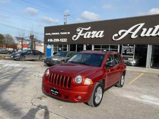 Used 2010 Jeep Compass FWD & SPORT for sale in Scarborough, ON
