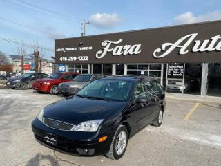 Used 2007 Ford Focus ZXW LIMITED for sale in Scarborough, ON