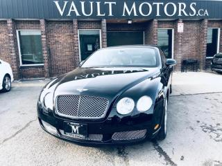 Used 2008 Bentley Continental GTC 2dr Conv, Continental GTC MULLINER PKG for sale in Brampton, ON