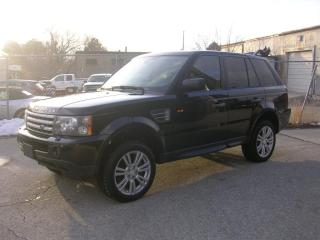 Used 2008 Land Rover Range Rover Sport 4WD 4dr for sale in Richmond Hill, ON