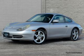 Used 1999 Porsche 911 Carrera 4 Coupe Manual, Coupe for sale in St. Catharines, ON