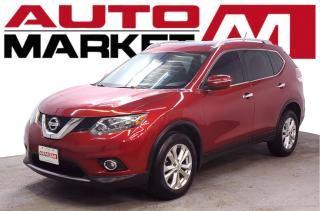 Used 2015 Nissan Rogue SV Certified! AWD! We Approve All Credit! for sale in Guelph, ON