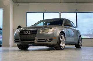 Used 2006 Audi A4 2.0T QUATTRO BEING SOLD AS-IS for sale in Oakville, ON
