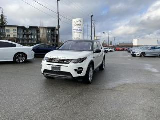 Used 2018 Land Rover Discovery Sport for sale in Langley, BC
