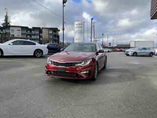 Used 2020 Kia Optima EX WITH AUTONOMOUS BRAKING for sale in Langley, BC