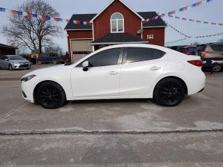 Used 2015 Mazda MAZDA3 i Touring AT 4-Door for sale in Dunnville, ON