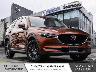 Used 2020 Mazda CX-5 0%FINANACE|GS|CLEAN CARFAX| LANE KEEP ASSIST for sale in Scarborough, ON