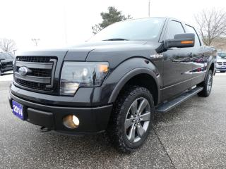 Used 2014 Ford F-150 FX4 | Heated Seats | Navigation | Remote Start for sale in Essex, ON