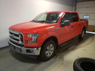 Used 2017 Ford F-150 XLT|Warranty|6 Seats|Btooth|Box Liner for sale in Brandon, MB