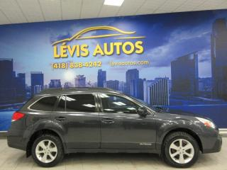 Used 2013 Subaru Outback FAMILIALE 2.5I AUTOMATIQUE TOUT EQUIPE P for sale in Lévis, QC