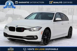 Used 2016 BMW 3 Series Berline 4 portes 320i xDrive, Traction i for sale in Ste-Rose, QC