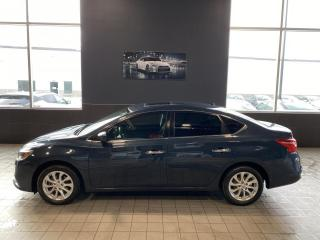 Used 2017 Nissan Sentra Berline 4 portes, CVT SV Toit for sale in St-Georges, QC